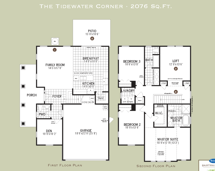 the tidewater corner