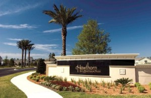 Hawthorn at Bartram Park Townhomes in Jacksonville Florida