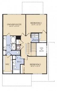 Yardley Second Floor