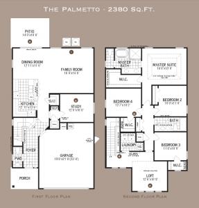 the palmetto